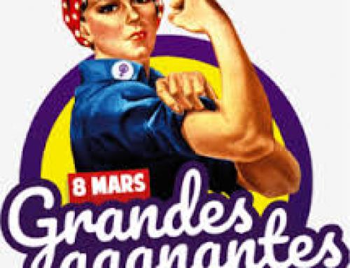 8 mars : La marche des grandes gagnantes !